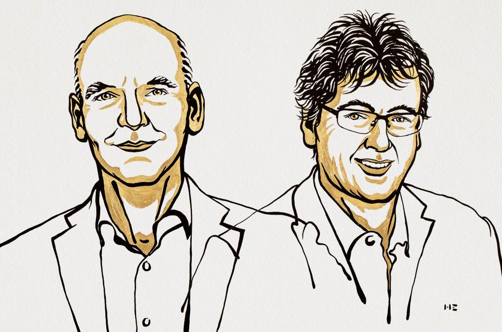Nobel Prize in Chemistry 2021 Awarded to German and British Chemists